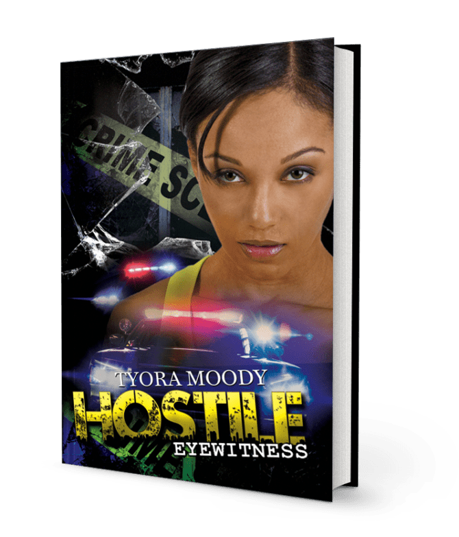 Hostile Eyewitness, Serena Manchester Series, Book 1
