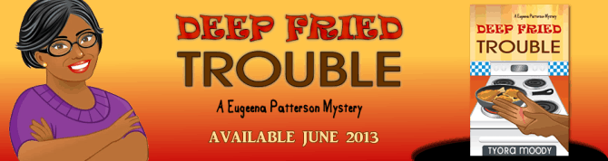 Deep Fried Trouble Virtual Book Tour