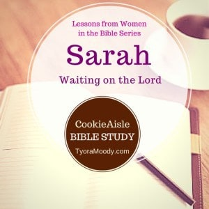 Sarah, Waiting on the Lord