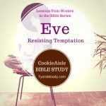 Eve, Resisting Temptation