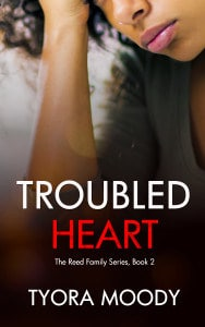 TroubledHeart BookCover