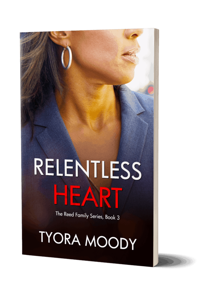 Relentless Heart, The Reed Family Series, Novella 3