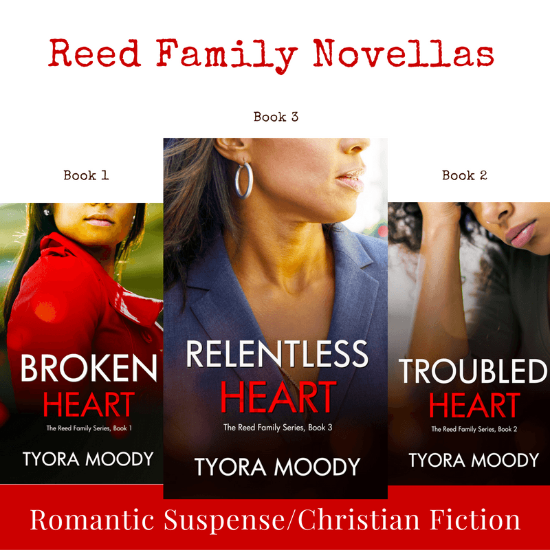 Reed Family Novellas