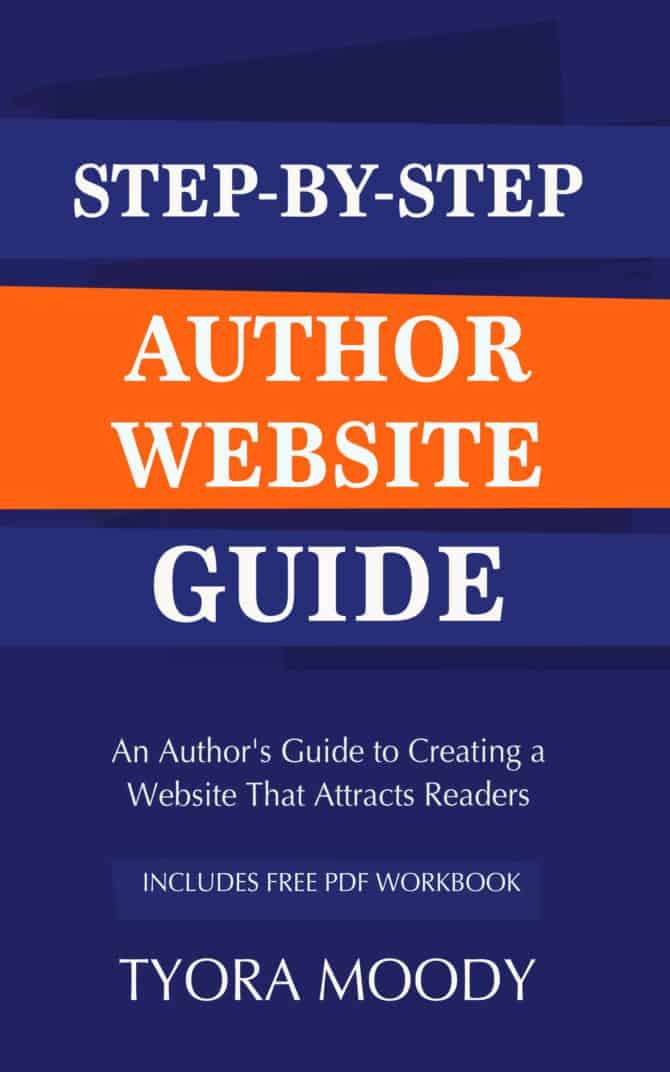 Step-by-Step Author Website Guide