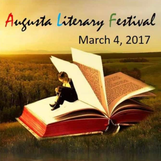 Augusta Literary Festival – March 4, 2017