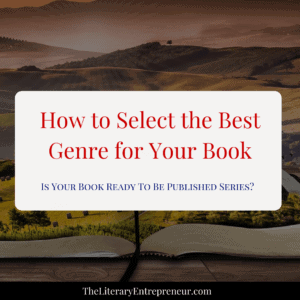 How To Select the Best Genre for Your Book