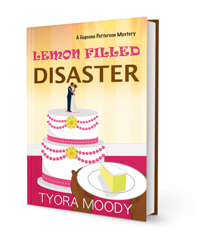 Lemon Filled Disaster, Eugeena Patterson Mysteries, Book 3