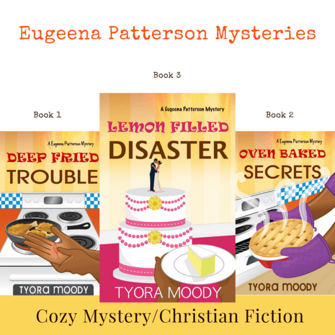 Deep Fried Trouble (Eugeena Patterson Mysteries Book 1)